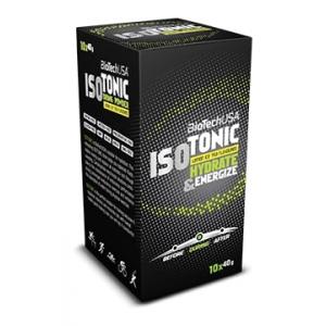IsoTonic, Lemon Ice Tea - 10 x 40g