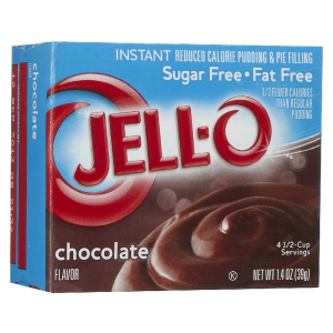 Instant Pudding & Pie Filling Sugar Free, Chocolate - 39g