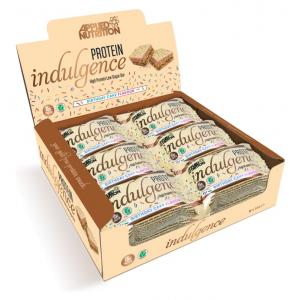 Protein Indulgence Bar, Milk Chocolate Caramel - 12 x 50g