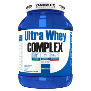 Ultra Whey Complex, Vanilla - 2000g
