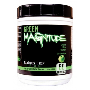 Green MAGnitude, Sour Green Apple - 835g