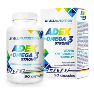 ADEK + Omega 3 Strong - 90 caps