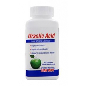 Ursolic Acid - 120 caps