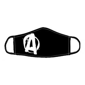 Animal Face Mask, White Logo - Large