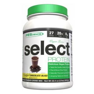 Select Protein Vegan Series, Vanilla - 756g