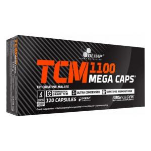 TCM 1100 - 120 mega caps