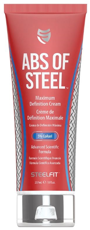 Abs Of Steel - Maximum Definition Cream - 237 ml.