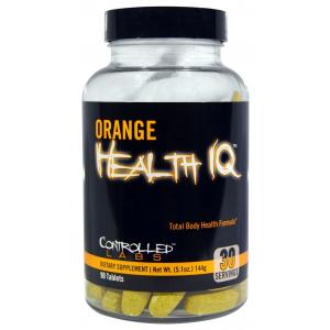 Orange Health IQ - 90 tabs