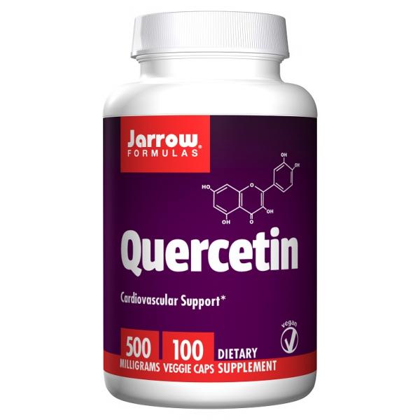 Quercetin, 500mg - 100 vcaps