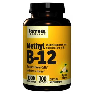 Methyl B-12, 1000mcg - 100 lozenges