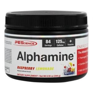 Alphamine, Raspberry Lemonade - 174g