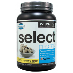 Select Protein, Frosted Chocolate Cupcake - 905g