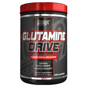 Glutamine Drive, Unflavored - 300g