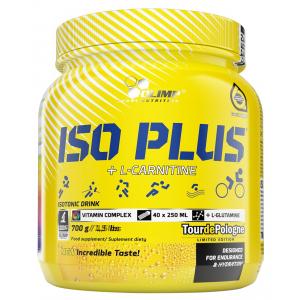 Iso Plus, Lemon - 700g
