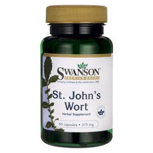 St. John's Wort, 375mg - 60 caps