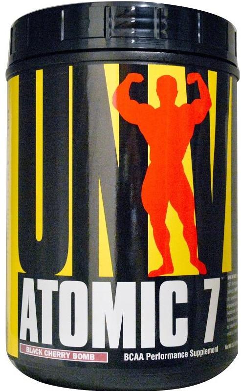 Atomic 7, Black Cherry Bomb - 386g