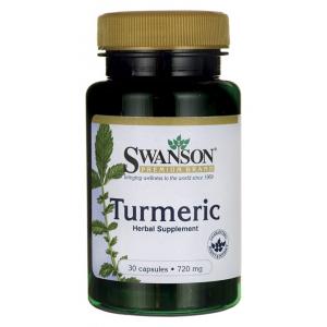 Turmeric, 720mg - 30 caps