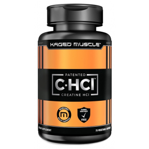 C-HCL Creatine HCL, Capsules - 75 vcaps