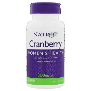 Cranberry, 800mg - 30 caps