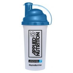 Shaker, Clear & Blue - 700 ml.