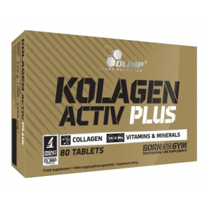 Kolagen Activ Plus - 80 tablets