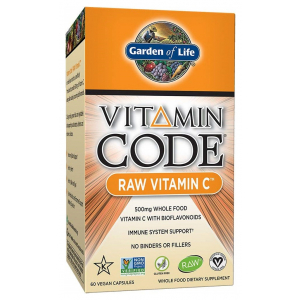 Vitamin Code RAW Vitamin C - 60 vcaps