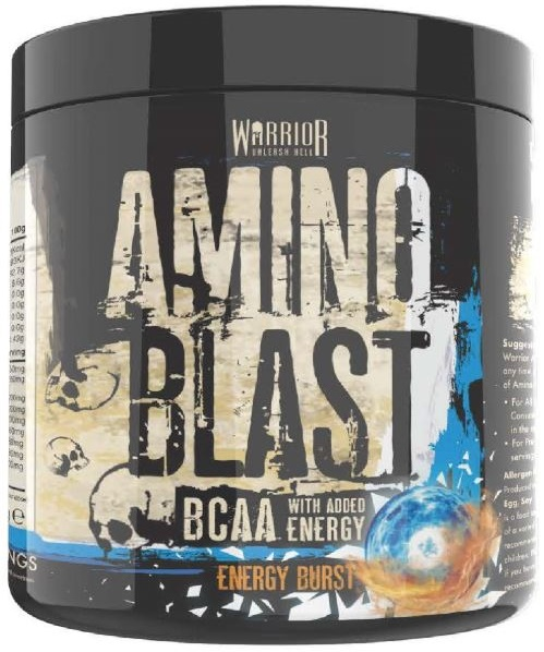 Amino Blast, Blue Raspberry - 270g