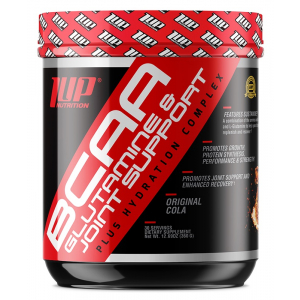 His BCAA/EAA Glutamine & Joint Support Plus Hydration Complex, Guava Nectarine - 360g