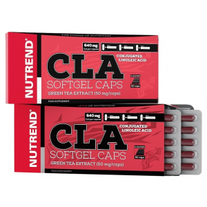 CLA Softgel Caps - 60 caps