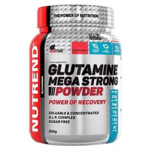 Glutamine Mega Strong, Watermelon - 500g