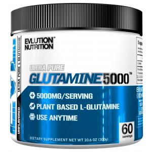 Ultra Pure Glutamine 5000, Unflavoured - 300g