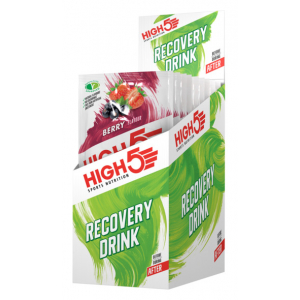 Recovery Drink, Berry - 9 x 60g