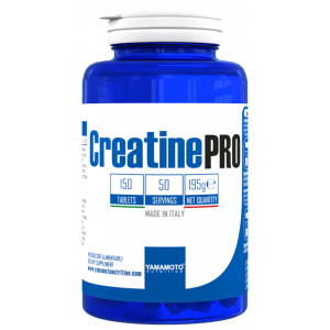 Creatine PRO Creapure Quality - 150 tablets