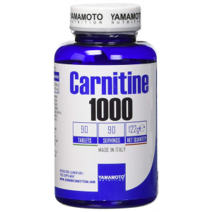 Carnitine 1000 - 90 tablets