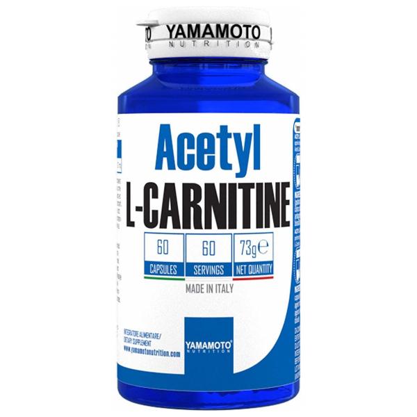 Acetyl L-carnitine, 1000mg - 60 caps