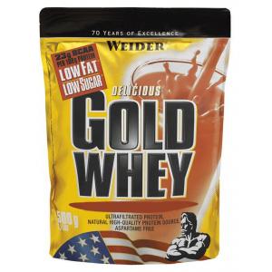 Gold Whey, Milk Chocolate - 500g