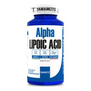Alpha Lipoic Acid - 100 caps