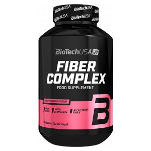 Fiber Complex, Fruit Punch - 120 tablets
