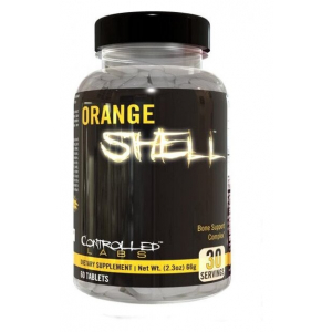 Orange Shell - 60 tabs