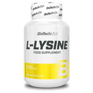 L-Lysine - 90 caps