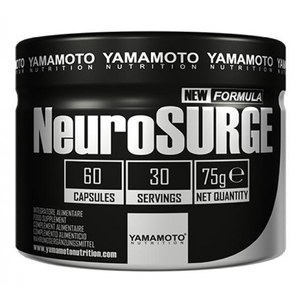 Neurosurge New Formula - 60 caps
