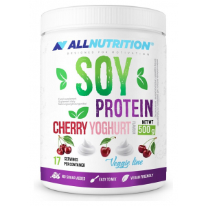 Soy Protein, Cherry Yoghurt - 500g