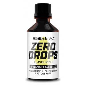 Zero Drops, Banana - 50 ml.