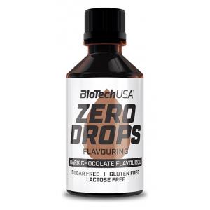 Zero Drops, Dark Chocolate - 50 ml.