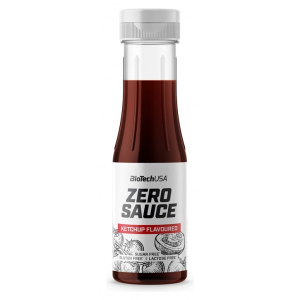 Zero Sauce, Ketchup - 350 ml.