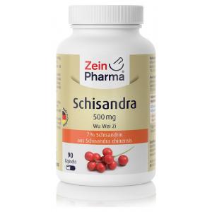 Schisandra, 500mg - 90 caps