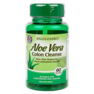 Aloe Vera Colon Cleanse, 330mg - 60 tablets