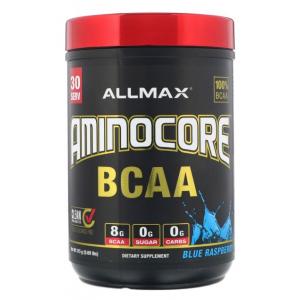 Aminocore BCAA, Blue Raspberry - 315g