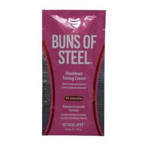 Buns of Steel - Maximum Toning Cream - 8.8 ml.