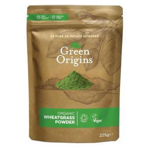 Organic Wheatgrass Powder - 225g